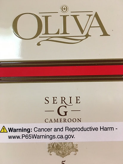 Oliva G Cameroon 5pk