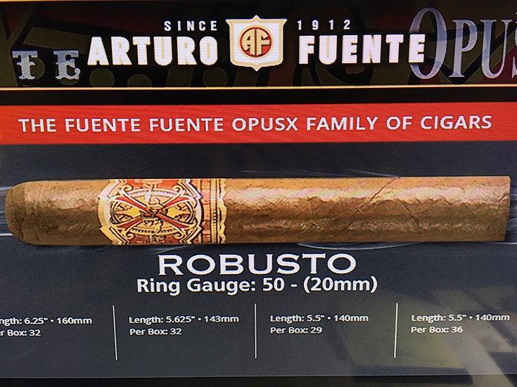 Fuente Opus X Robusto