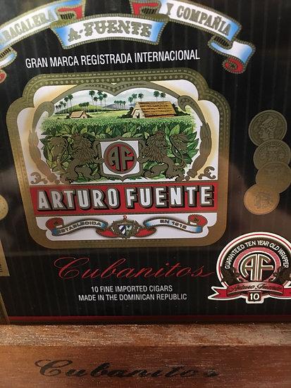 Arturo Fuente Cubanitos 10pk
