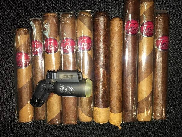 Taboo Cigars 10pk Sampler