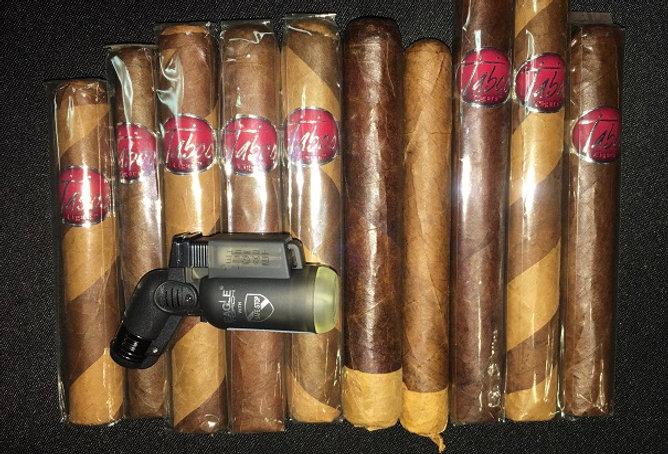 Taboo Cigars 10pk Sampler! 24HRS ONLY!