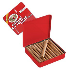 ROMEO Y JULIETA MINIS 20pk from SPAIN