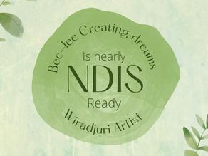 NDIS art classes