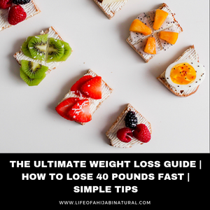 How To Lose Weight Fast The Ultimate Weight Loss Guide How I Lost