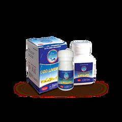 Cod Liver Oil Samco