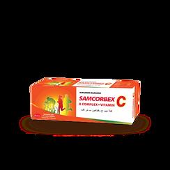 Vitamin amcorbex- C Samco Farma
