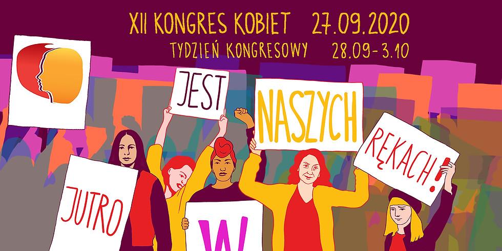 XII Kongres Kobiet (on-line) MEDIA