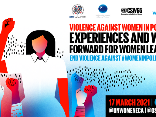 Violence against Women in politics - dyskusja ODHiR podczas sesji Komisji ONZ ds. Kobiet