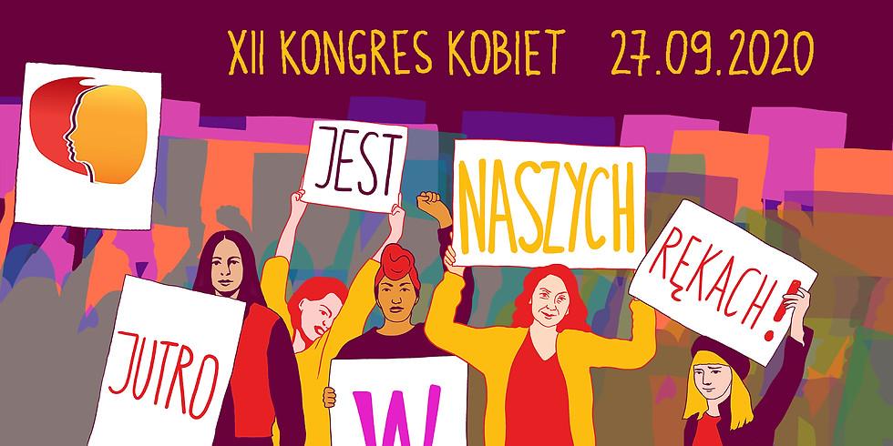 Studio XII Kongresu Kobiet