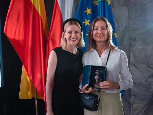 Nagroda Syreny Warszawskiej m. st. Warszawy dla Stowarzyszenia Kongres Kobiet