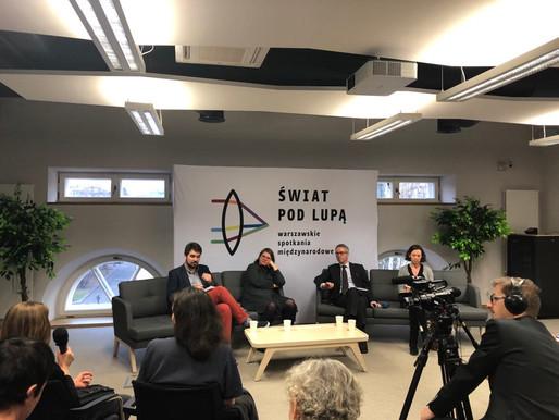 Konferencja Swiat pod lupą 29-30.11.2019
