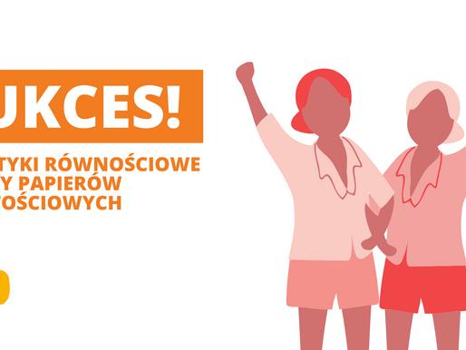 Sukces! GPW uwzględniła nasze stanowisko w przyjętych Dobrych Praktykach 2021