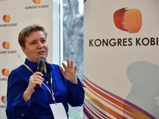 Henryka Bochniarz w podcaście Aleksandry Karasińskiej - Forbes Women