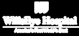 Wills Eye Hospital Logo (White)