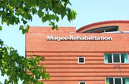 Magee Rehabilitation Exterior Building