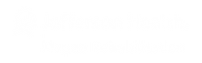 Magee Rehabilitation Logo (White)