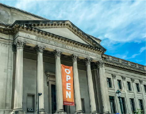 Philadelphia Art Museum (Front)