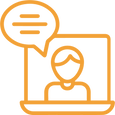Virtual Consultation Icon