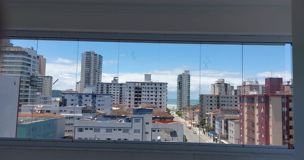 Vista da Sala Apto 51