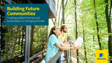 Featured in new report on 'Building Future Communities'