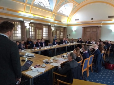 The Home for All Seasons presented at the Roundtable flood group meeting in London