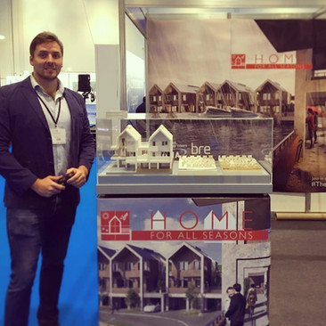 TEDS & JTP showcase the Home for All Seasons at Flood Expo