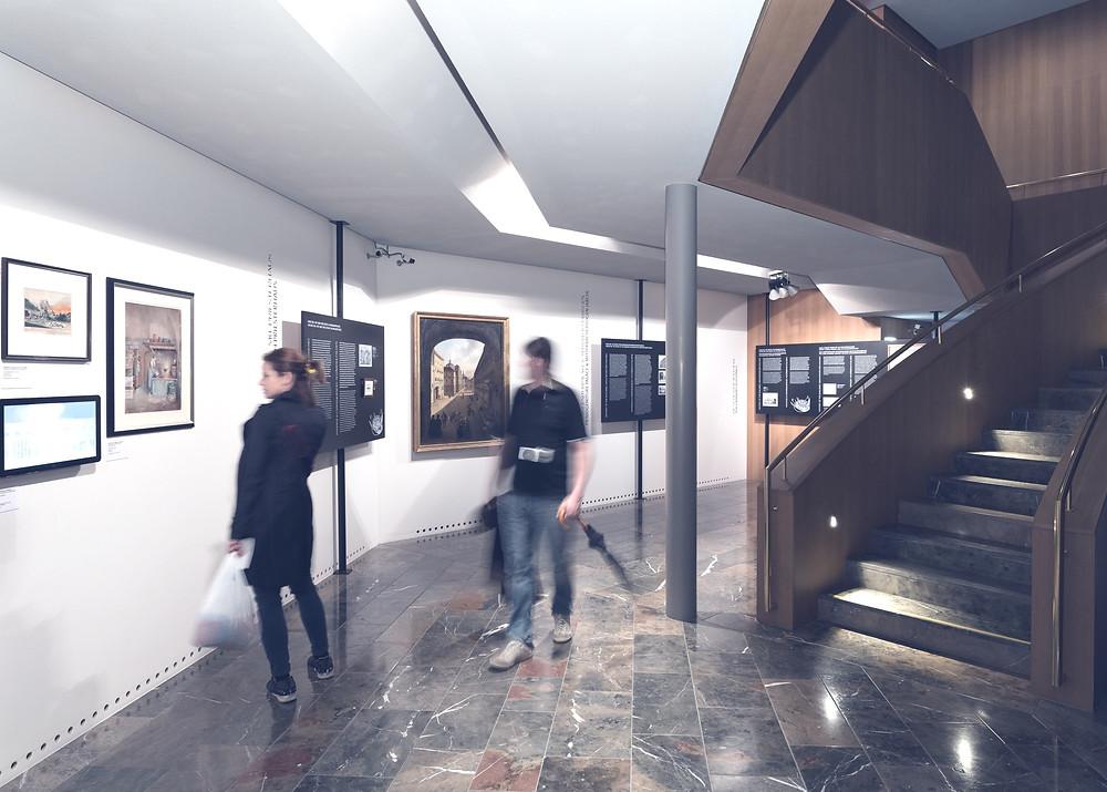 Ausstellung, Salzburg Museum, Mooi Design