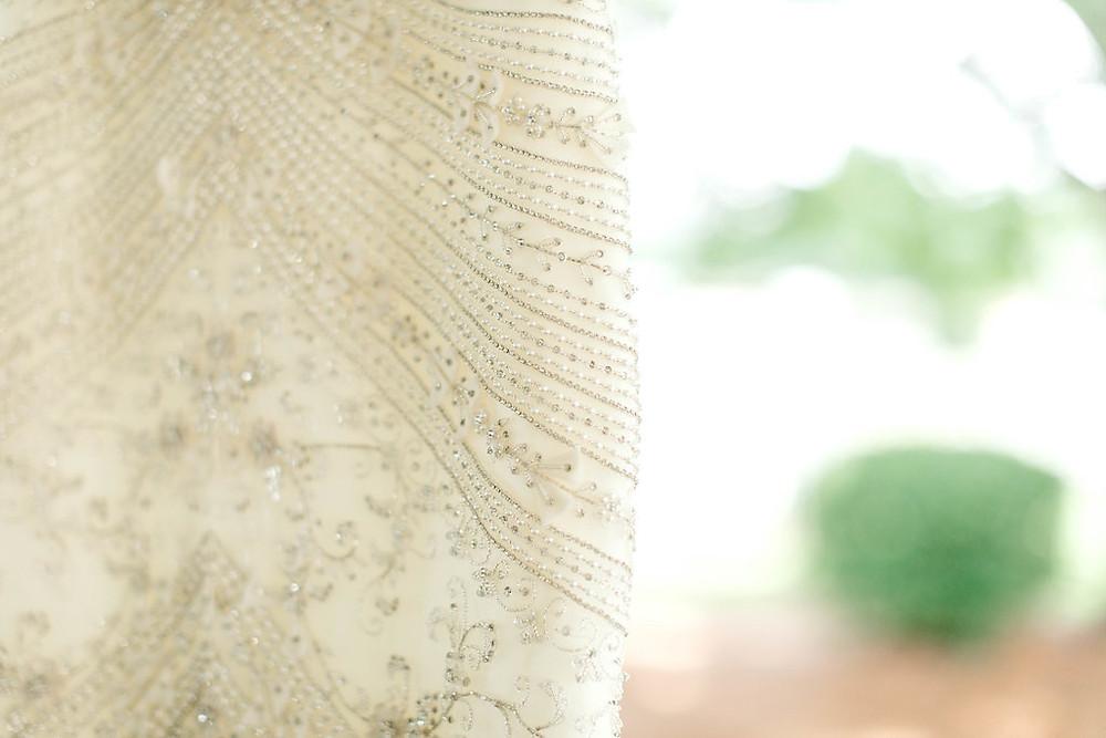 Gown Details (c) MorganLeighPhoto