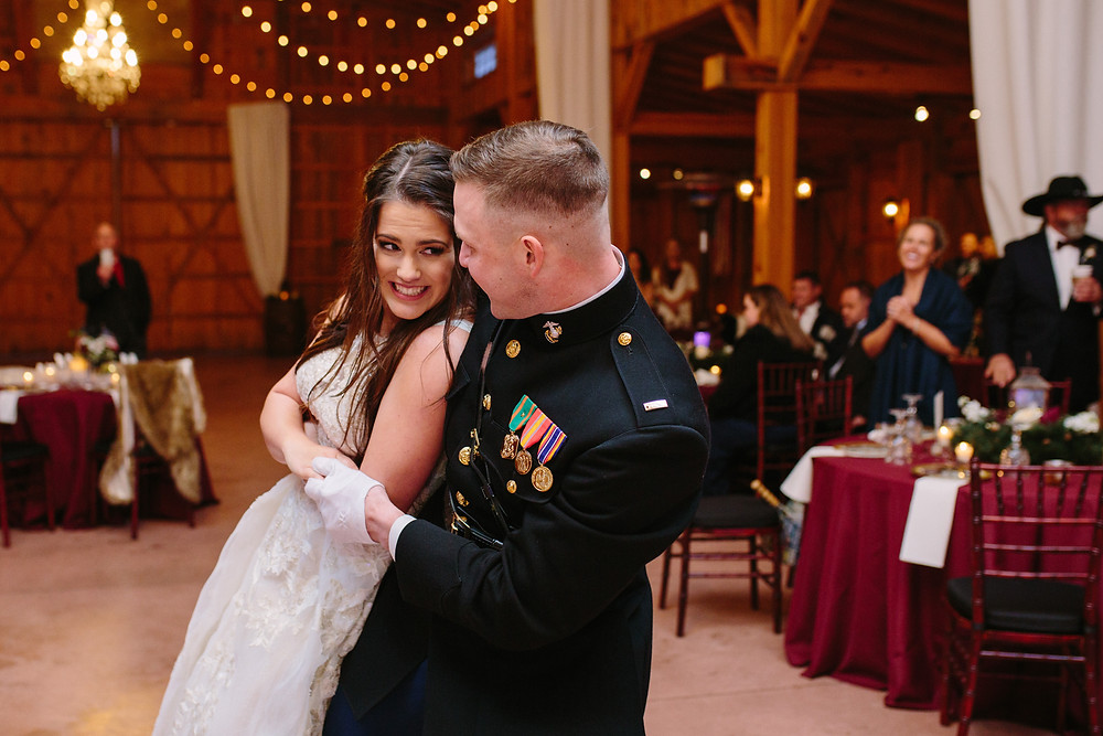 First Dance  | Two Chics Photography