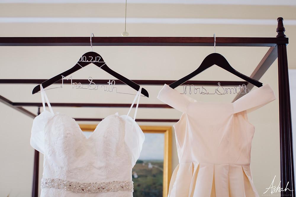 Bride's Dresses_(c)AshahPhotography