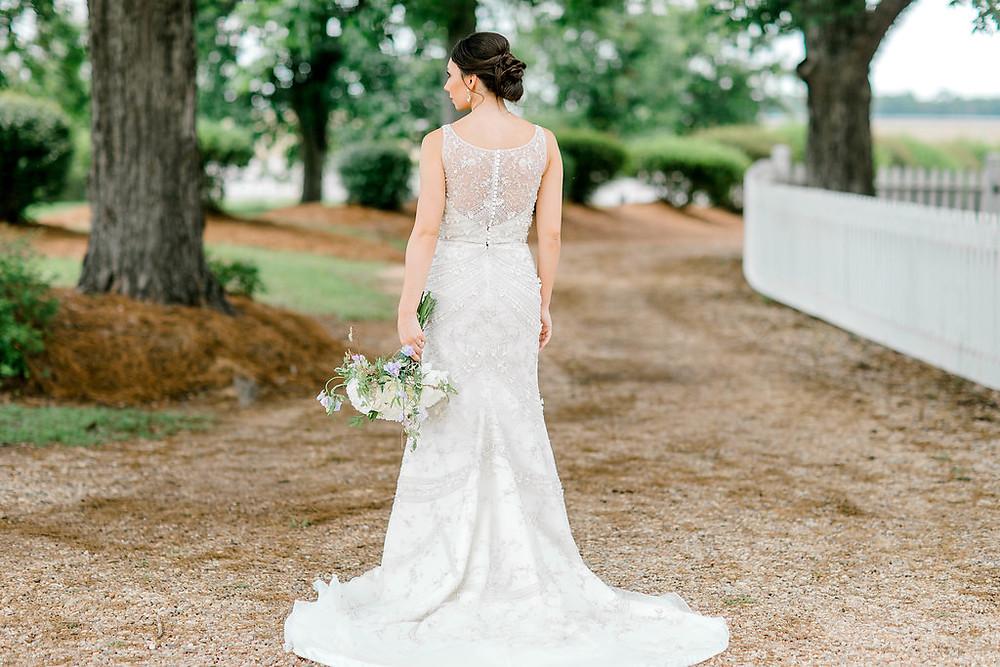 Bridal Gown (c) MorganLeighPhoto