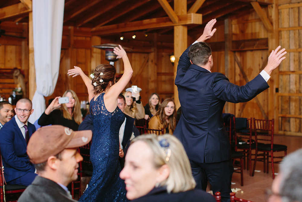 Fun Dance Entrance  | Two Chics Photography