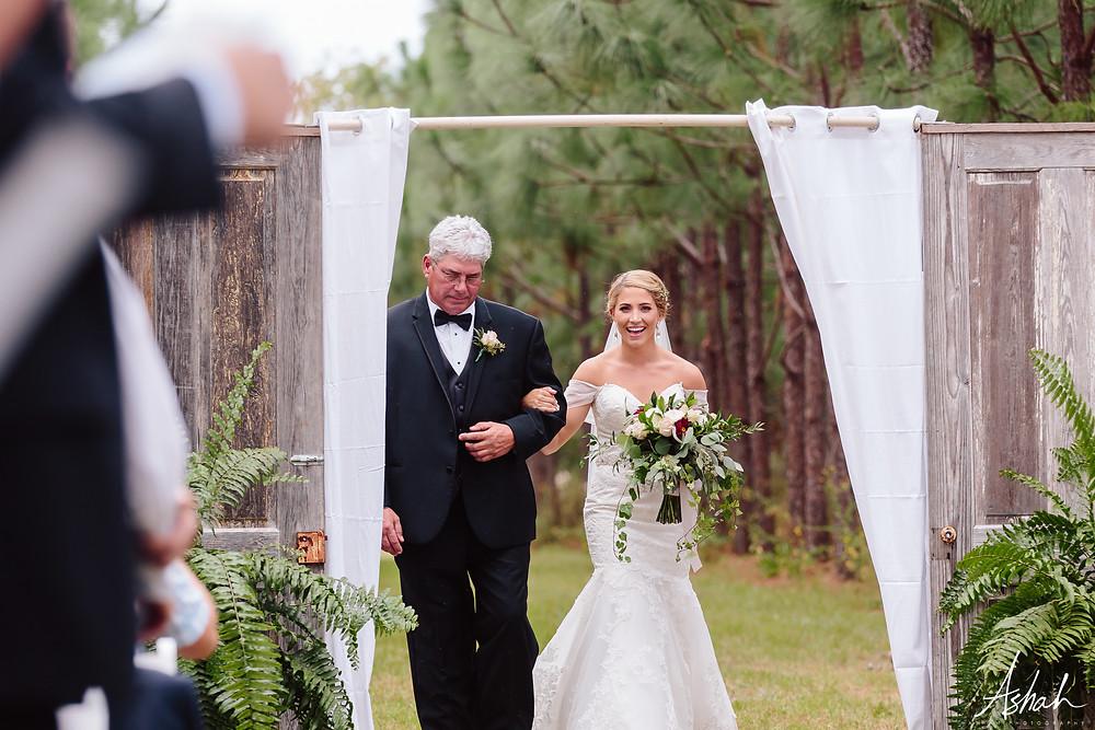 Bride's Entrance_(c)AshahPhotography