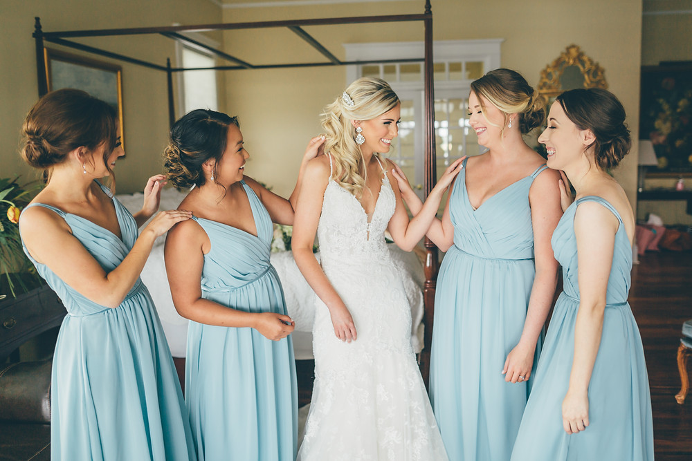 Bridesmaids(c)Amber Phinisee Photography