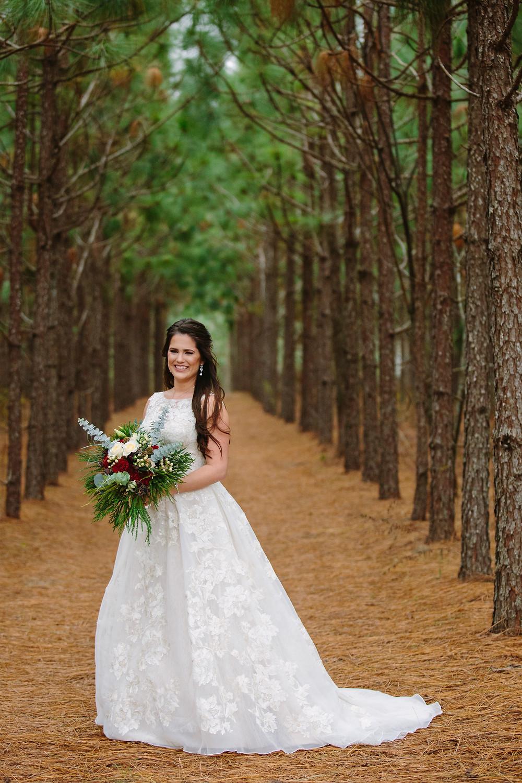 Bridal Portrait  | Two Chics Photography