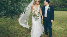 Summer Chic Outdoor Wedding Inspiration | Real Wedding | Macy + Clay