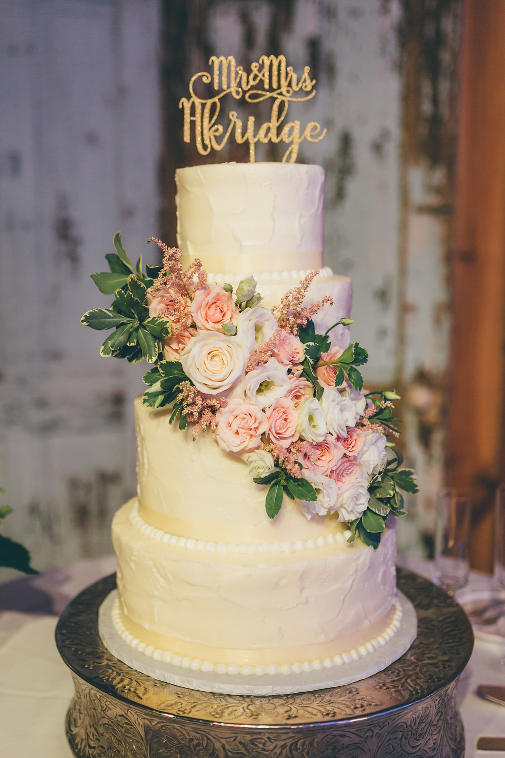 Cake by Pat Coody (c)Amber Phinisee Photography