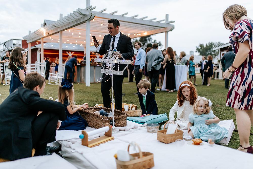 Kids Table (c) AshlynCatheyPhoto