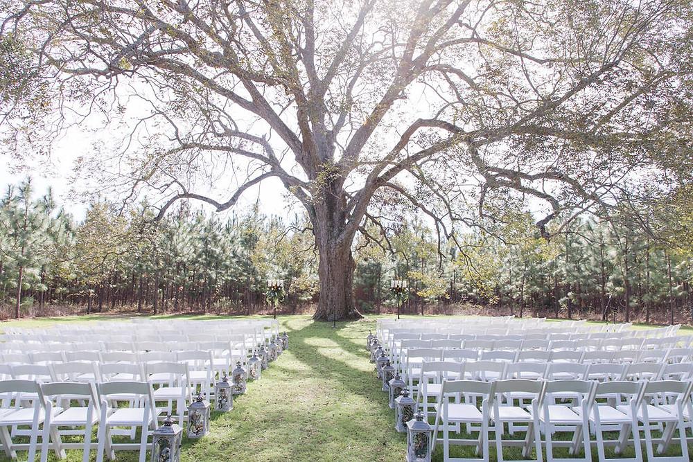 Twin Oaks Farm Weddings | (c) Mandi O'Conner Photography