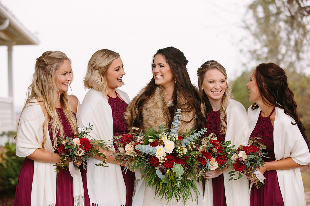 Bridesmaids  | Two Chics Photography