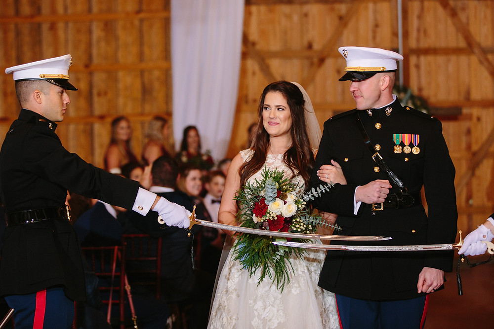 Marine Sword Exit  | Two Chics Photography