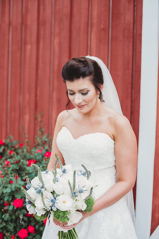 Danielle Bridal Portrait
