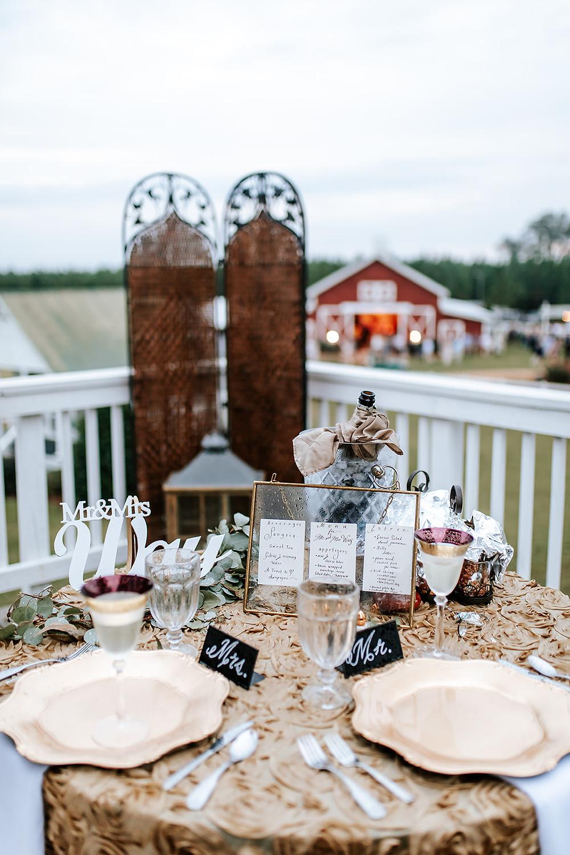 Private Dinner for Couple (c) AshlynCatheyPhoto