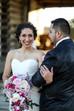 Pink and Fuschia Farm Wedding | Jesus + Gina