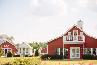 Hospitality Barn | History of Twin Oaks Farm Lodging