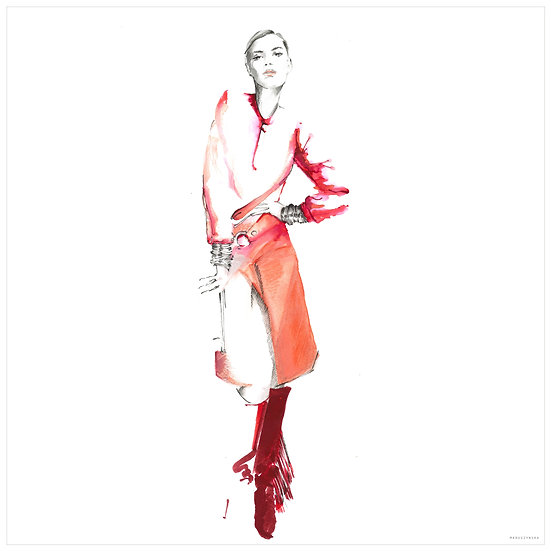 Fashion figurine 2