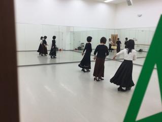 楽しんで踊ろう^_^