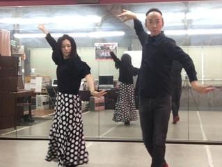 岐阜県岐阜市☆2019春から始める大人女子のフラメンコダンス
