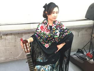 岐阜市でフラメンコ☆大人女子が美しく。