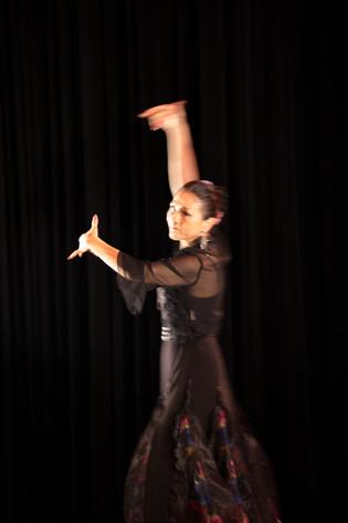 フラメンコダンサー